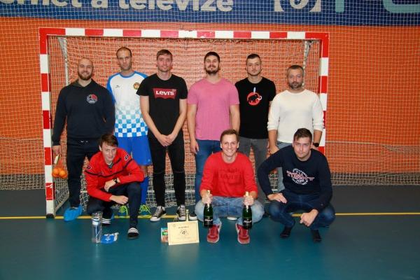 2. místo - domácí tým MP Havířov 1