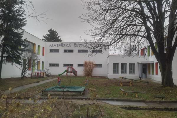 Snižování spotřeby energie MŠ Petřvaldská