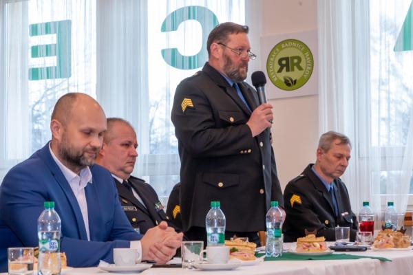 Ředitel MP seznámil přítomné s výsledky práce za rok 2019