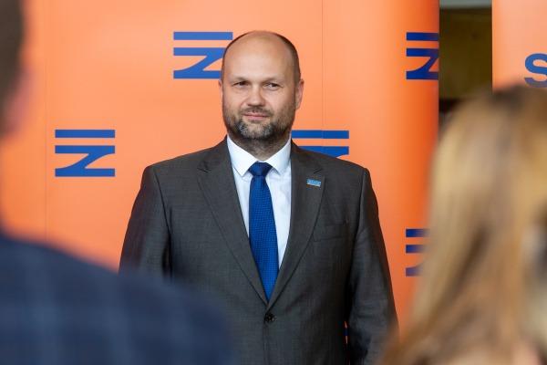 Zahájení rekonstrukce nádraží ČD 24.5.2019