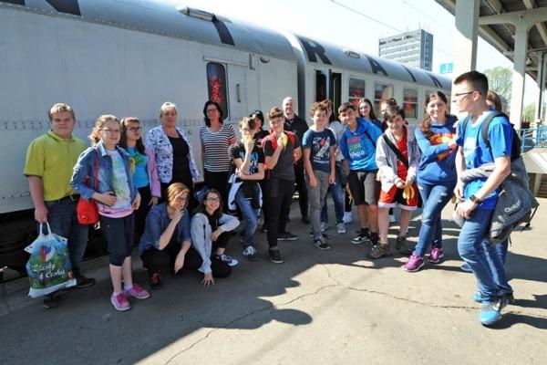 Protidrogový vlak 2018