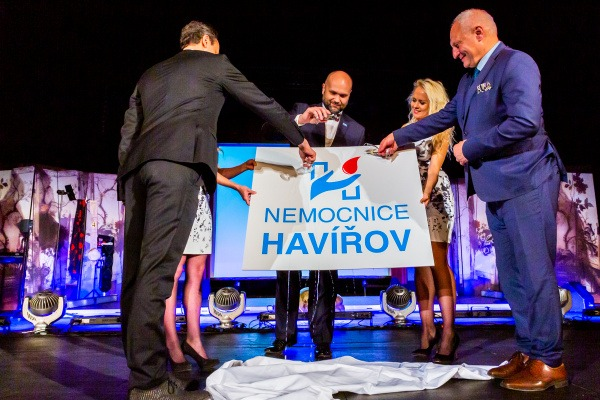 Oslava 50. narozenin Nemocnice s poliklinikou Havířov