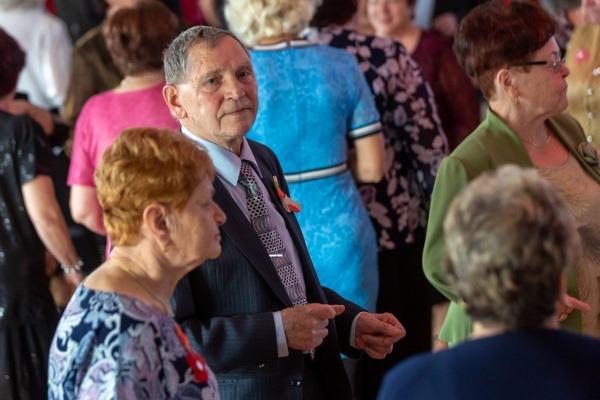 Ples klubů seniorů 2019