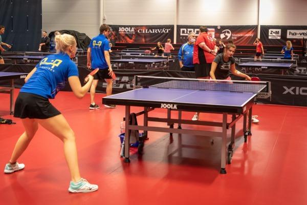 V Havířově se otevřelo Národní tréninkové centrum stolního tenisu, vyrostlo na zelené louce