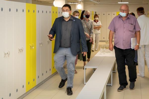 Havířovští zdravotníci z nemocnice se stěhují do nových šaten