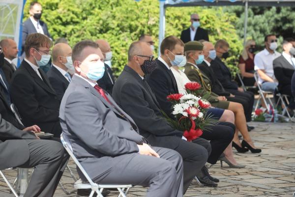 V sobotu se konalo pietní shromáždění k 76. výročí životické tragédie