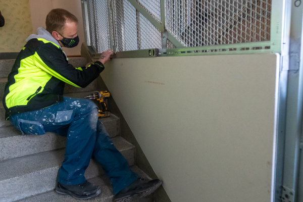 Město Havířov nainvestuje letos do výměny výtahů více než 154 milionů korun