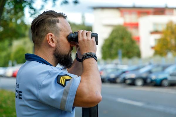 Městská policie Havířov pořídila nové termovize, strážníkům pomohou v terénu například při hledání osob nebo zlodějů