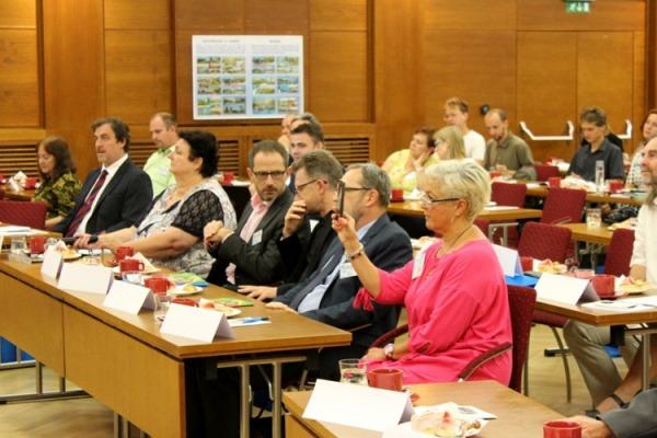 Konference Zelená města 2018