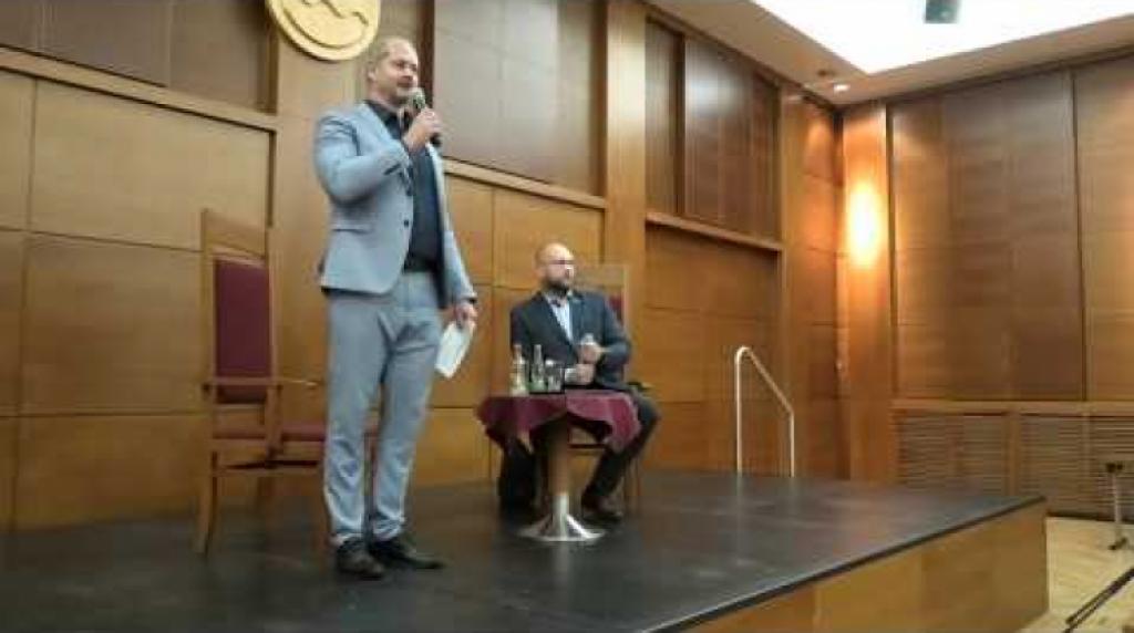 Video ze setkání primátora s občany